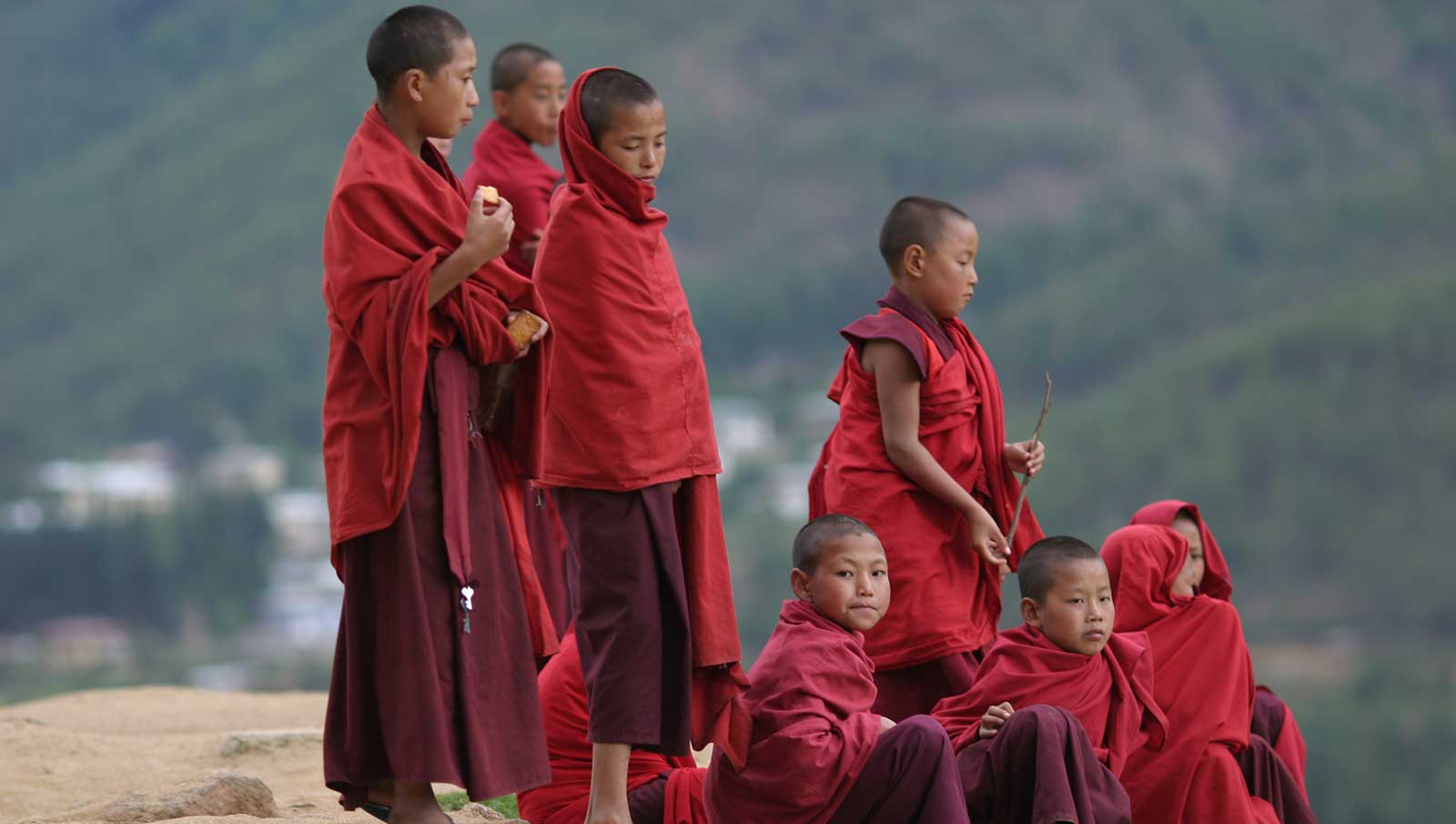 himalayan buddhist culture school - HD 1280×853